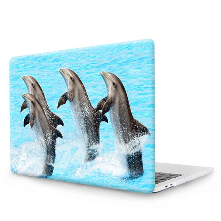"EG MTT Cover pour MacBook Pro 15"" CD ROM - Dolphins"