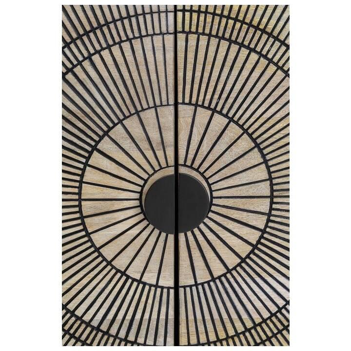 KARE Eye Of Tiger Sideboard (78 cm x 115 cm x 40 cm)
