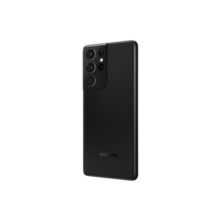 "SAMSUNG Galaxy S21 Ultra (5G, 6.8"", 256 GB, 108 MP, Phantom Black)"