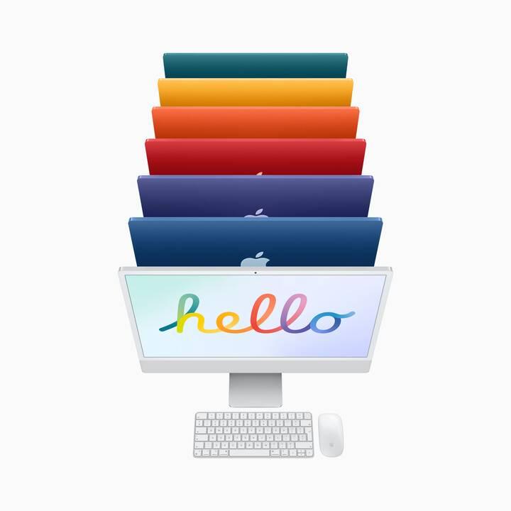 "APPLE iMac Retina 4.5K 2021 (24"", Apple M1 Chip, 8 GB, 256 GB SSD)"