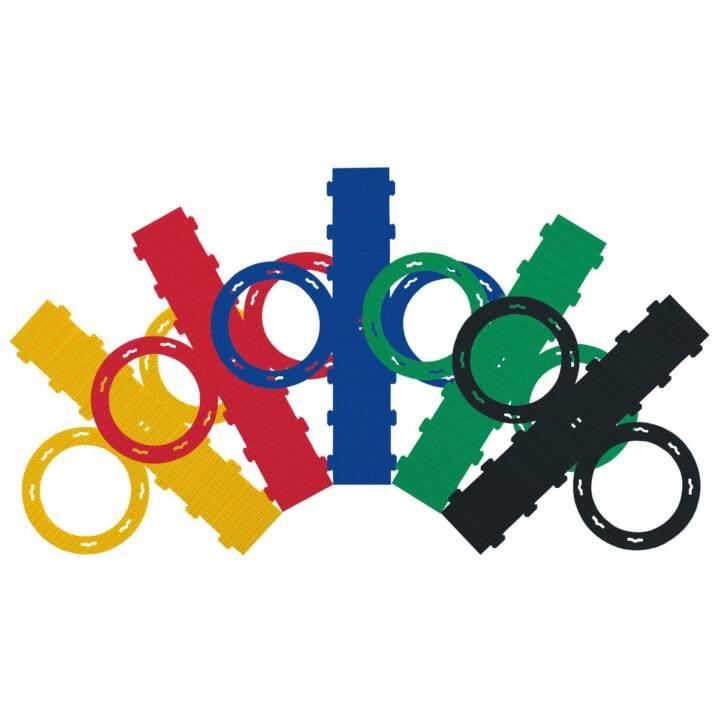 FOLIA Carton ondulé (Multicolore)