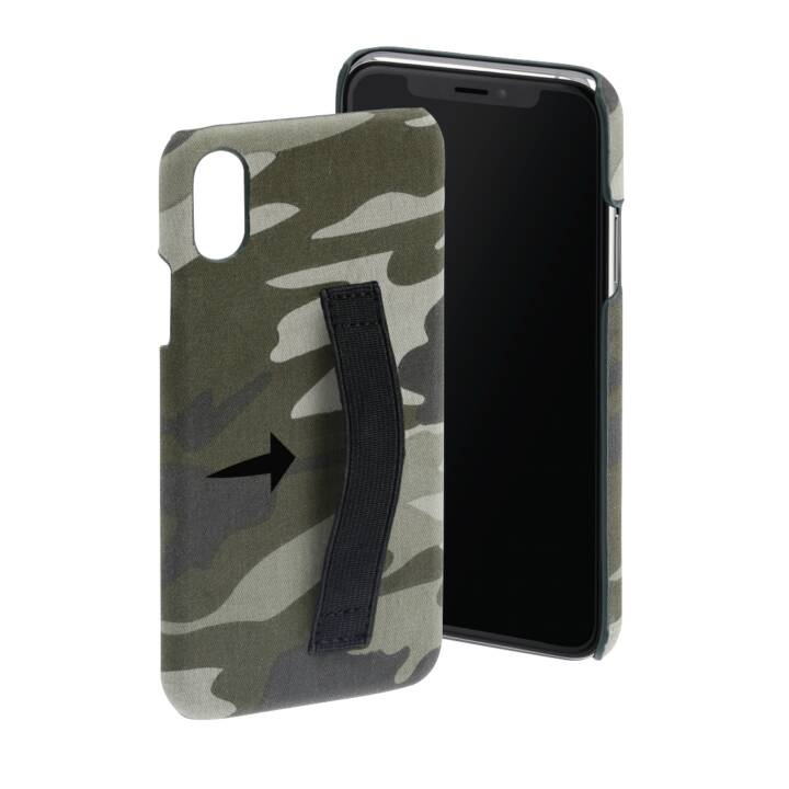 """HAMA Backcover Camouflage Loop (5.8 """", Camouflage)"""