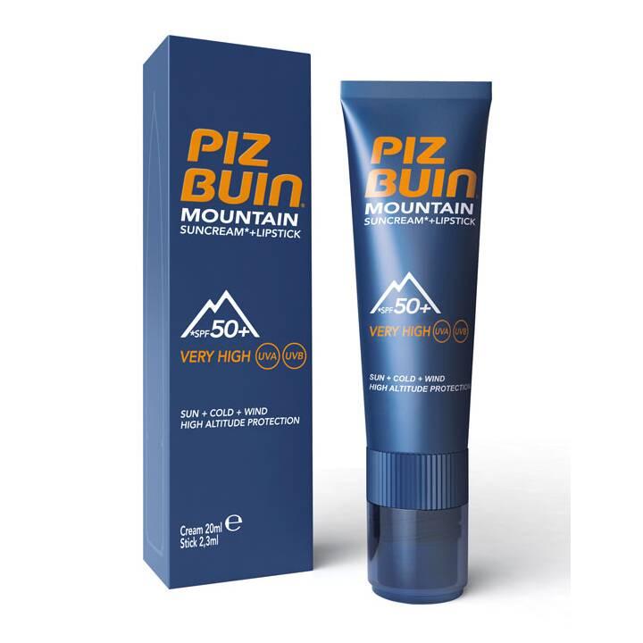 PIZ BUIN Mountain Combi (SPF 50+, 20 ml, Crème)