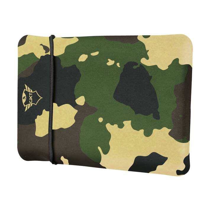 """TRUST GXT 1244C Lido Sleeve (17.3"""", Camouflage)"""