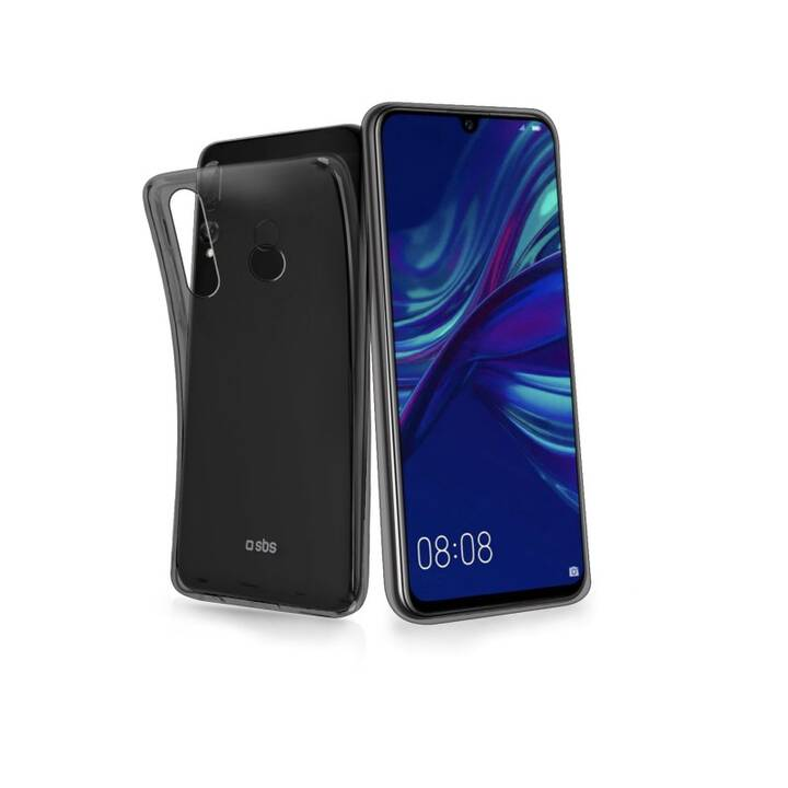 SBS Backcover Skinny (Honor 20, P Smart+ (2019), Nero)