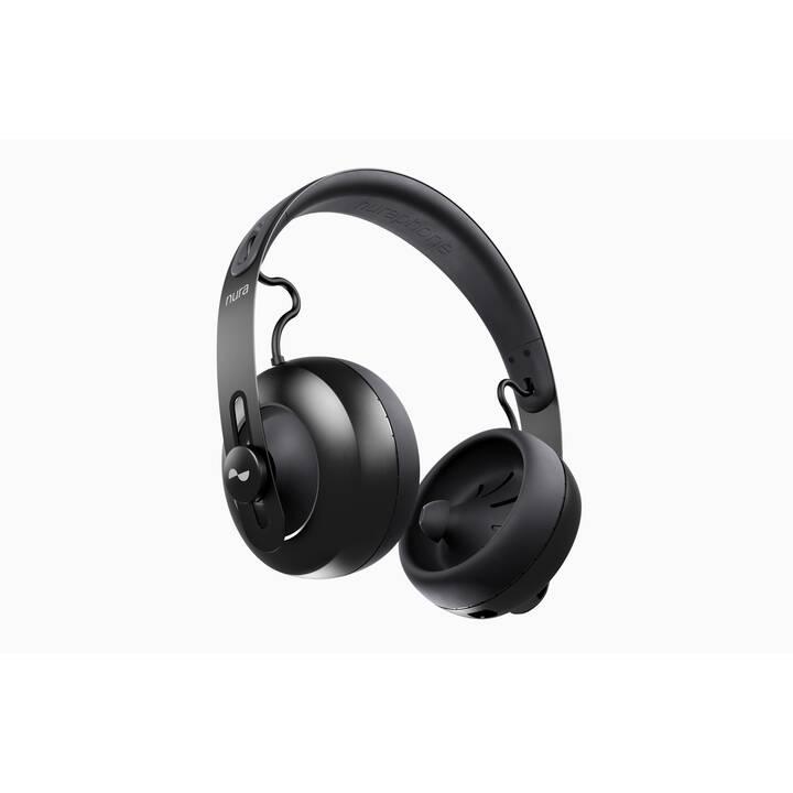 NURA Nuraphone  (Over-Ear, Bluetooth, Schwarz)