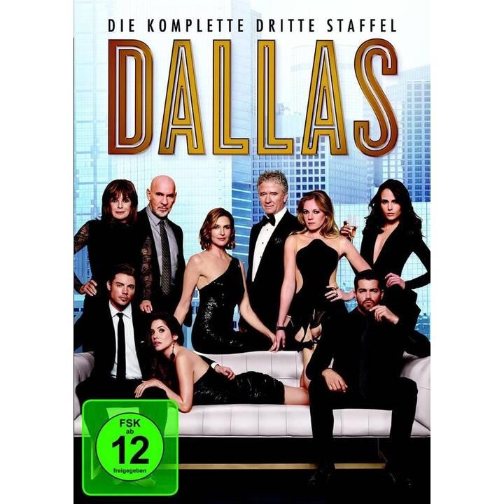 Dallas Stagione 3 (DE, EN)