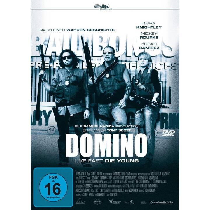 Domino - Live fast die young (DE, EN)
