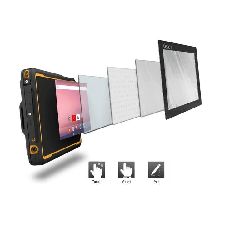 """GETAC ZX70-Ex (7"""", 128 GB, Schwarz, Gelb)"""