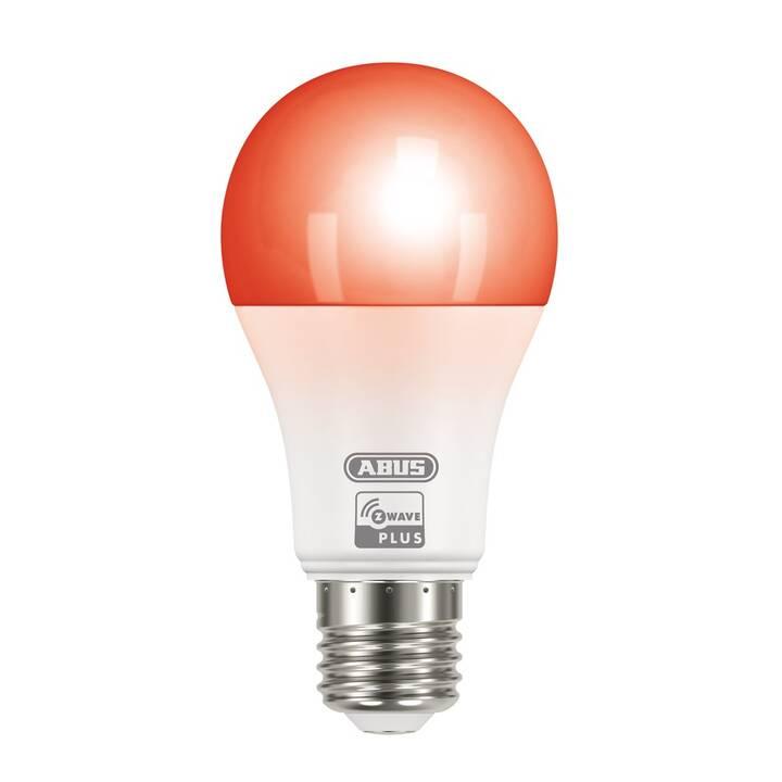 ABUS Lampes RGBW (LED, E27, 9.5 W)