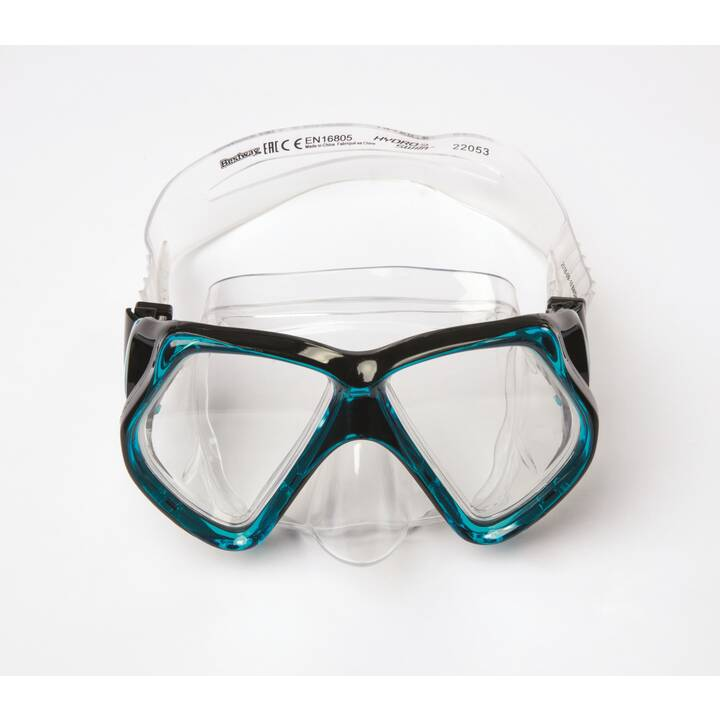 BESTWAY Crystal Clear Dive (Bambini, Adulti, Obiettivo in due parti)
