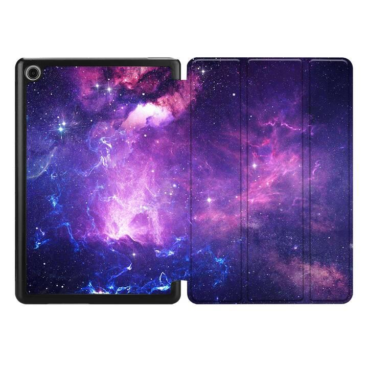 "EG MTT Housse pour HUAWEI MediaPad T3 10 9.6"" 2017 - univers"
