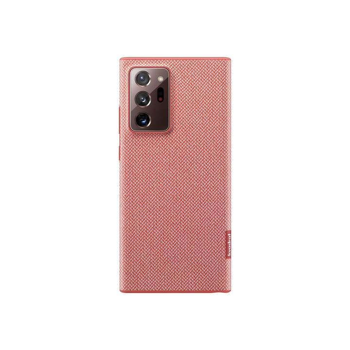 SAMSUNG Backcover Kvadrat (Galaxy Note 20 Ultra, Galaxy Note 20 Ultra 5G, Rot)