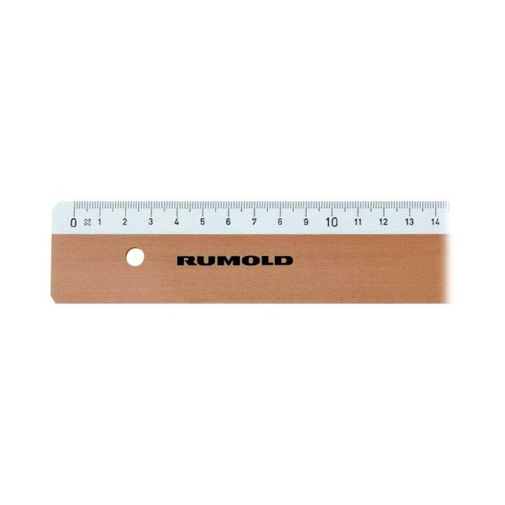 Règle plate RUMOLD 100cm