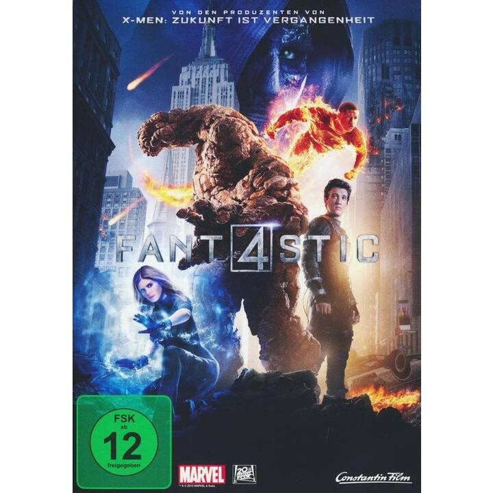Fantastic 4 (DE, DE, EN)