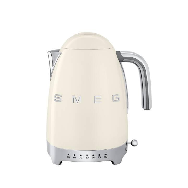 SMEG 50's Retro Style 1,7 L varia Temp. crema temp.