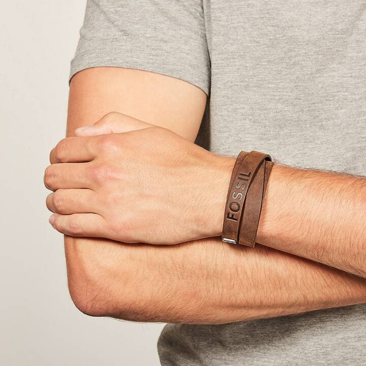 FOSSIL Armband (18.5 cm)