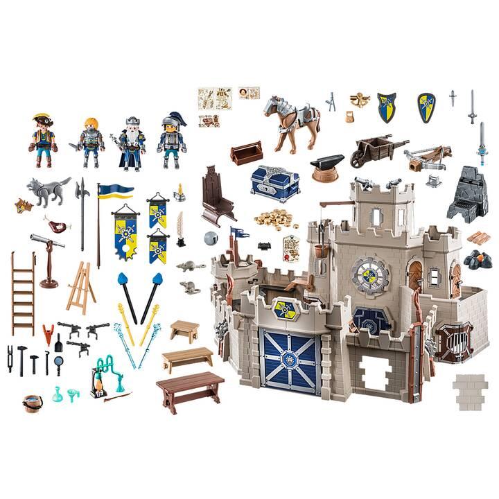 PLAYMOBIL Knights Grand château des Chevaliers Novelmore (70220)
