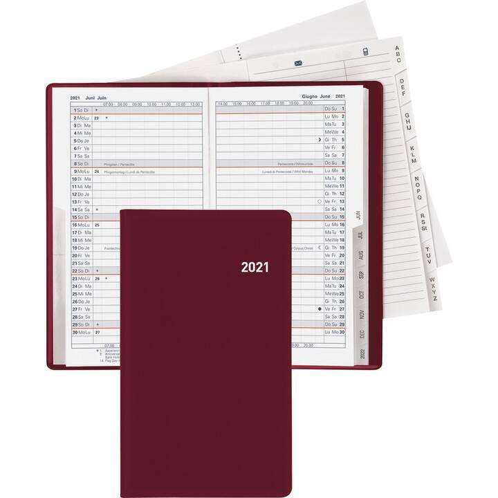 BIELLA Agenda et planning de poche (2021)