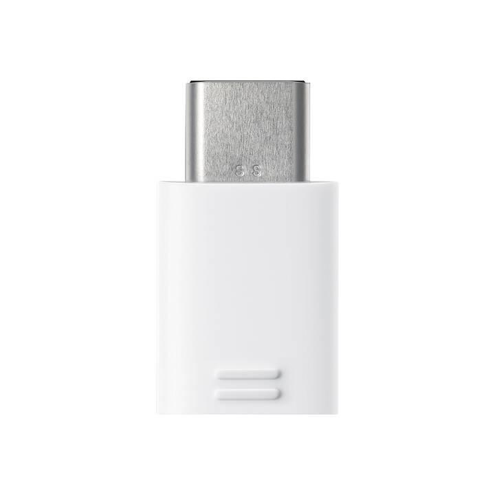 SAMSUNG USB-C to microUSB Adattatore (USB Typ-C)