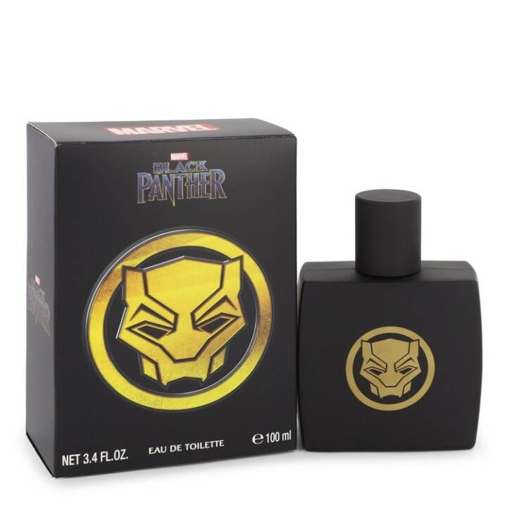 MARVEL Black Panther Marvel (100 ml, Eau de Toilette)