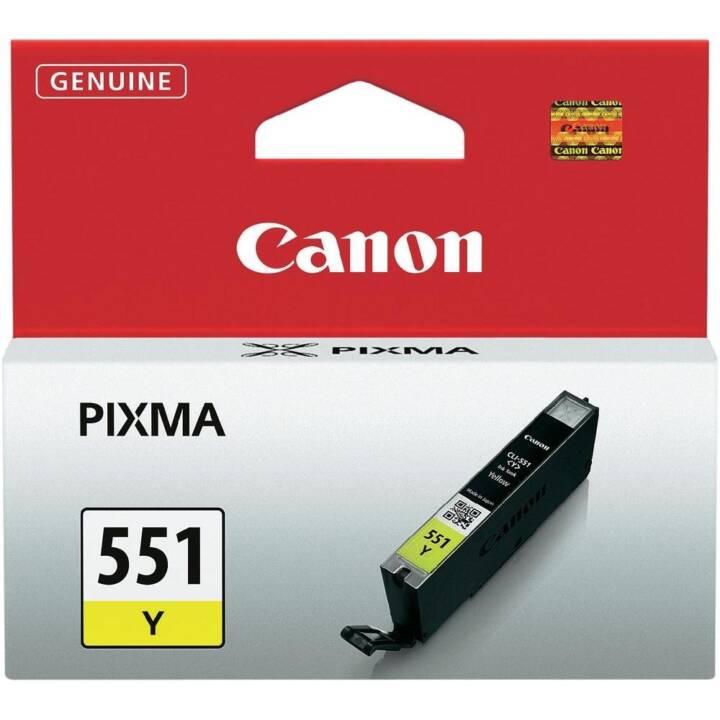 CANON CLI-551 Y