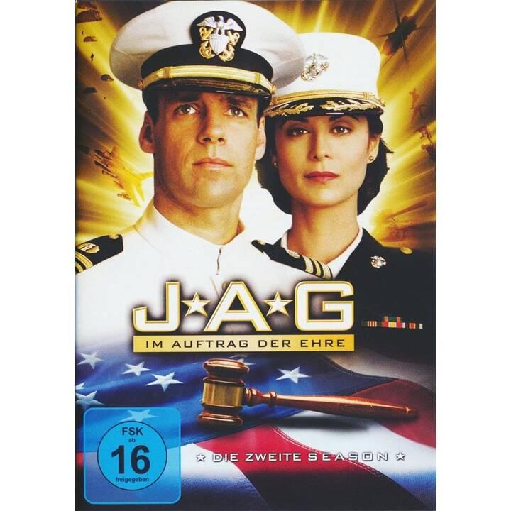 JAG - Im Auftrag der Ehre (EN, FR, ES, DE)