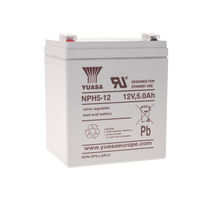 YUASA NPH5-12FR Pila di ricambio UPS
