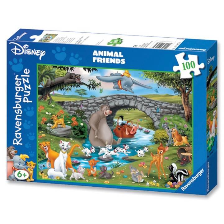 RAVENSBURGER Animal Friends Puzzle