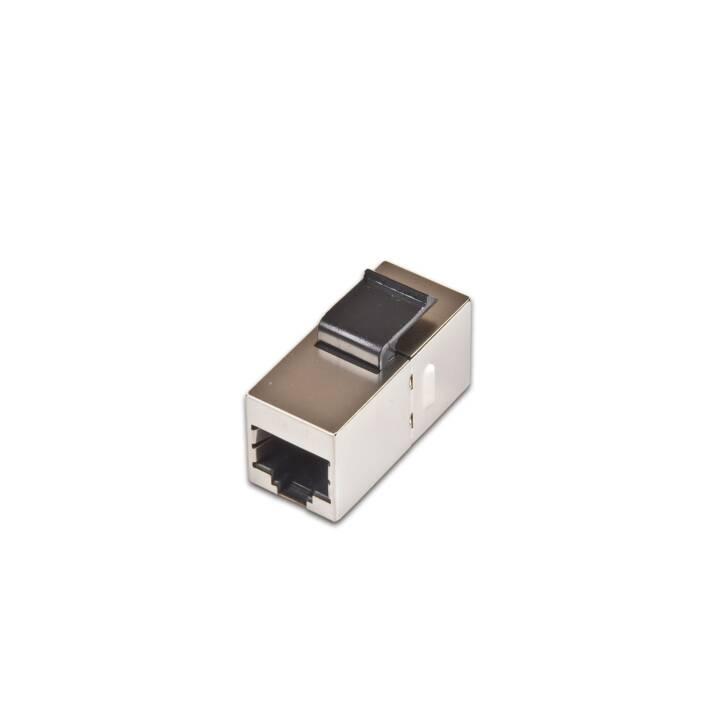 WIREWIN Keystone-Modul Cat.6, STP, RJ-45-RJ-45 Netzwerkadapter (RJ-45)