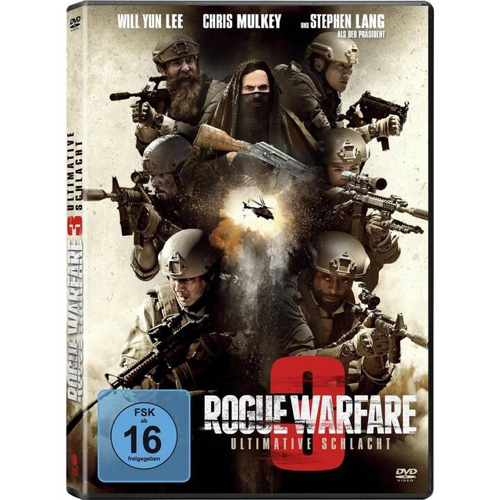 Rogue Warfare 3 - Ultimative Schlacht (DE, EN)