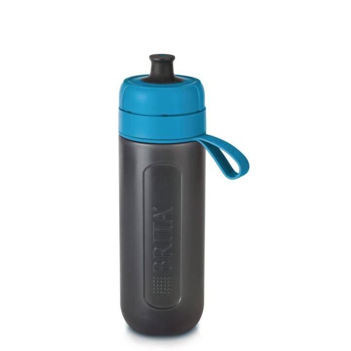 BRITA Bouteille d'eau filtrante Active bleu