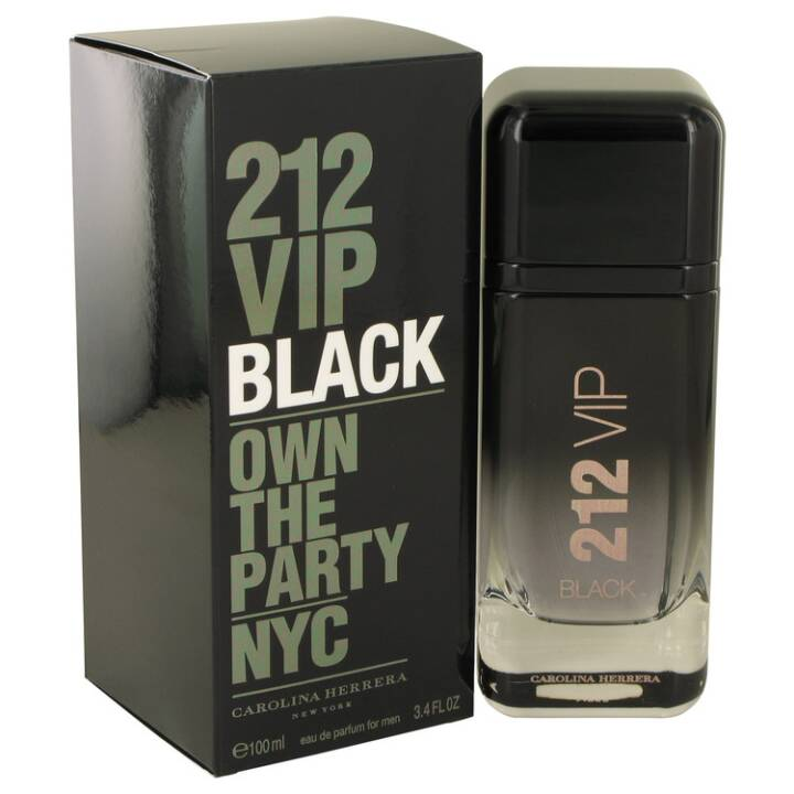 CAROLINA HERRERA 212 VIP Black (100 ml, Eau de Parfum)