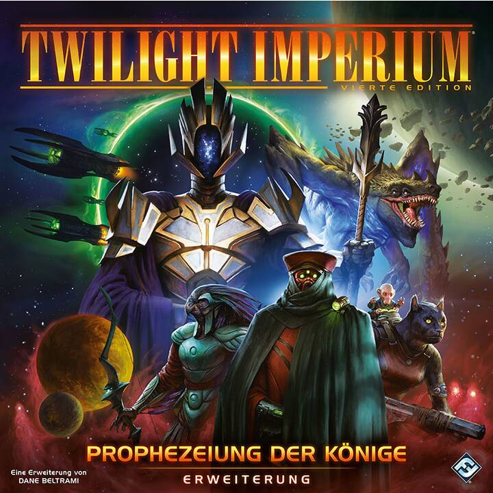 FANTASY FLIGHT GAMES Twilight Imperium (DE)