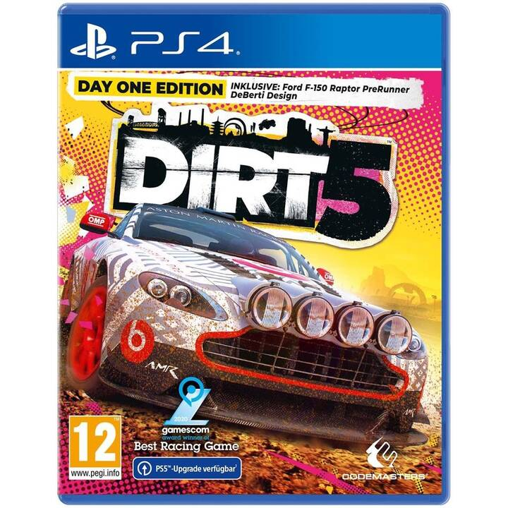 DiRT 5 (Day One Edition) (FR)