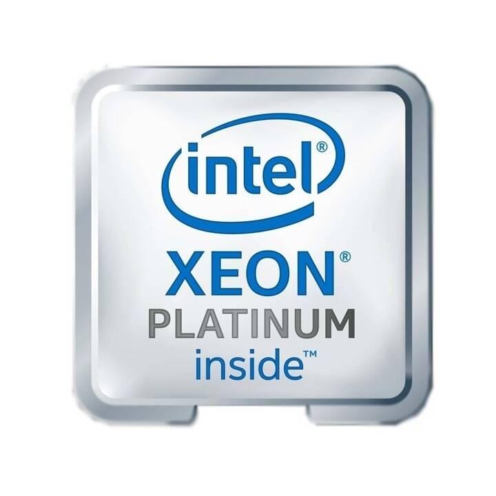 HP Intel Xeon Platinum 8168 (LGA 3647, 2.7 GHz)
