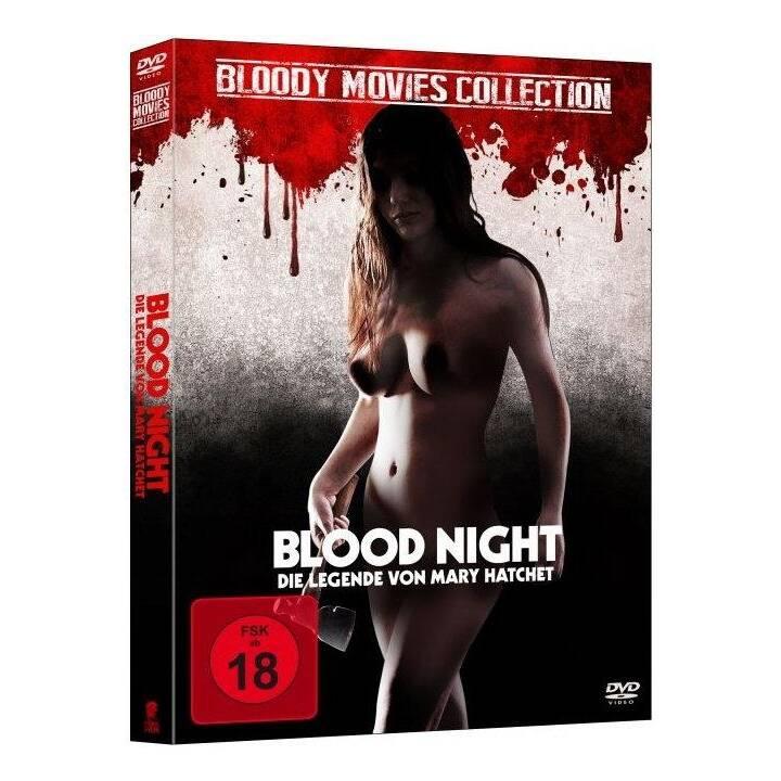Blood Night - Die Legende von Mary Hatchet (DE, EN)