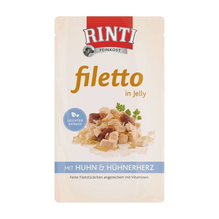 RINTI Filetto Alimentation humide