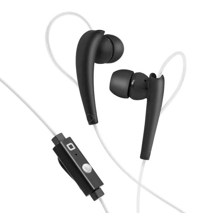 SBS Stereo-Sport In-Ear (In-Ear, Noir)