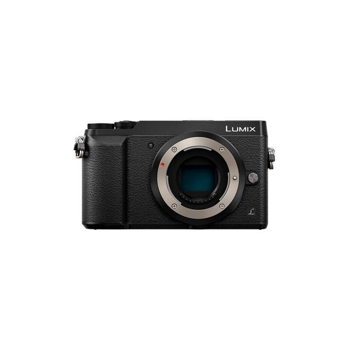 PANASONIC DMC-GX80 Black Lumix G Vario 12-32 mm