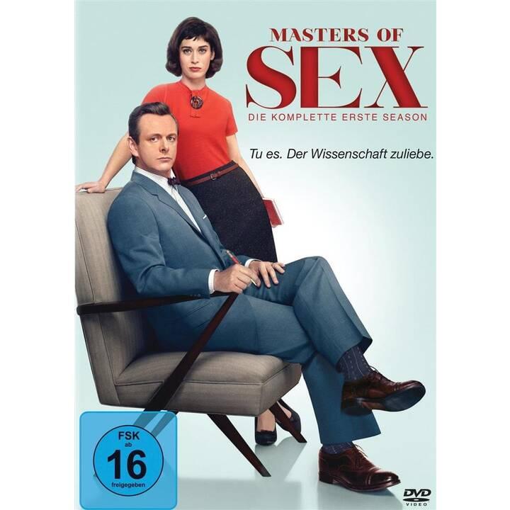 Masters of Sex Saison 1 (DE, EN, FR)