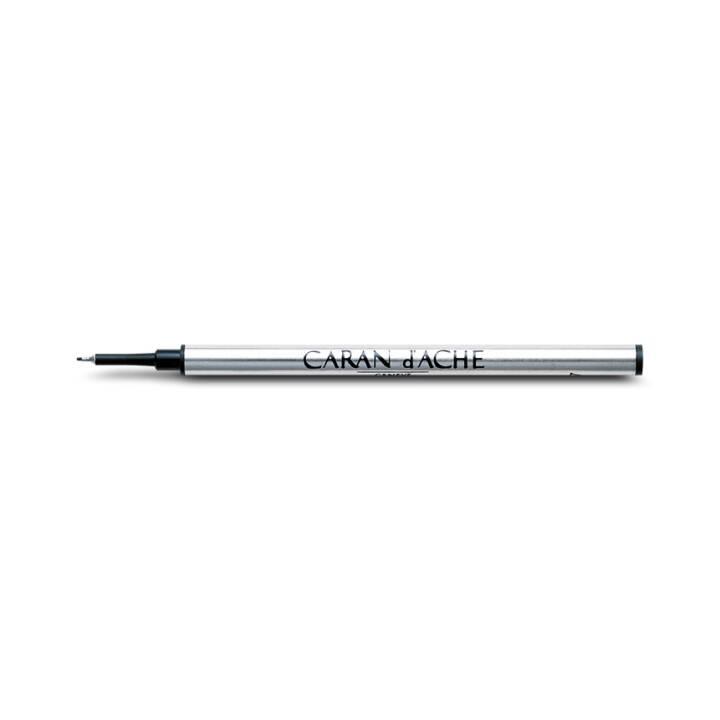 CARAN D'ACHE Mine per rollerball pen Nero