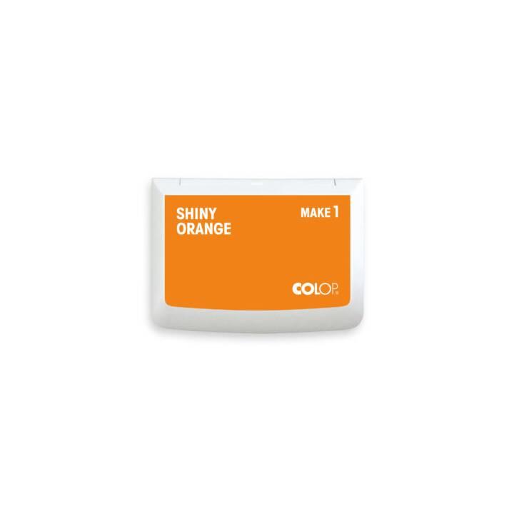 COLOP Cuscinetto per timbro (Arancione, 1 pezzo)