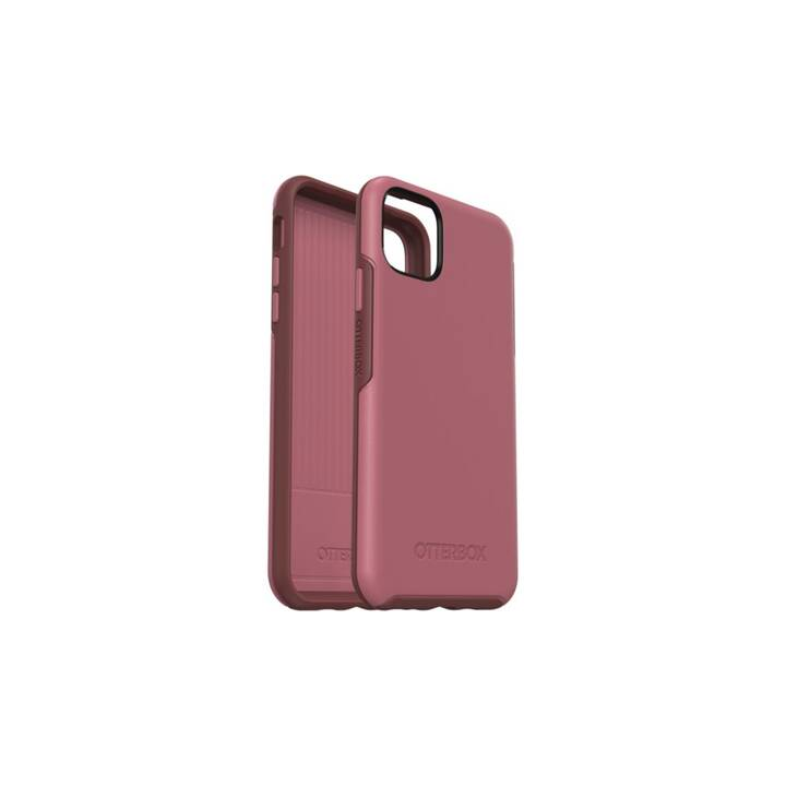 OTTERBOX Backcover Symmetry (iPhone 11 Pro Max, Rosa, Pink)