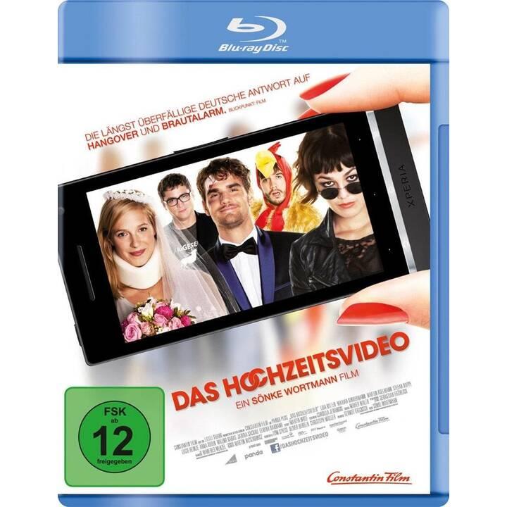 Das Hochzeitsvideo (DE)
