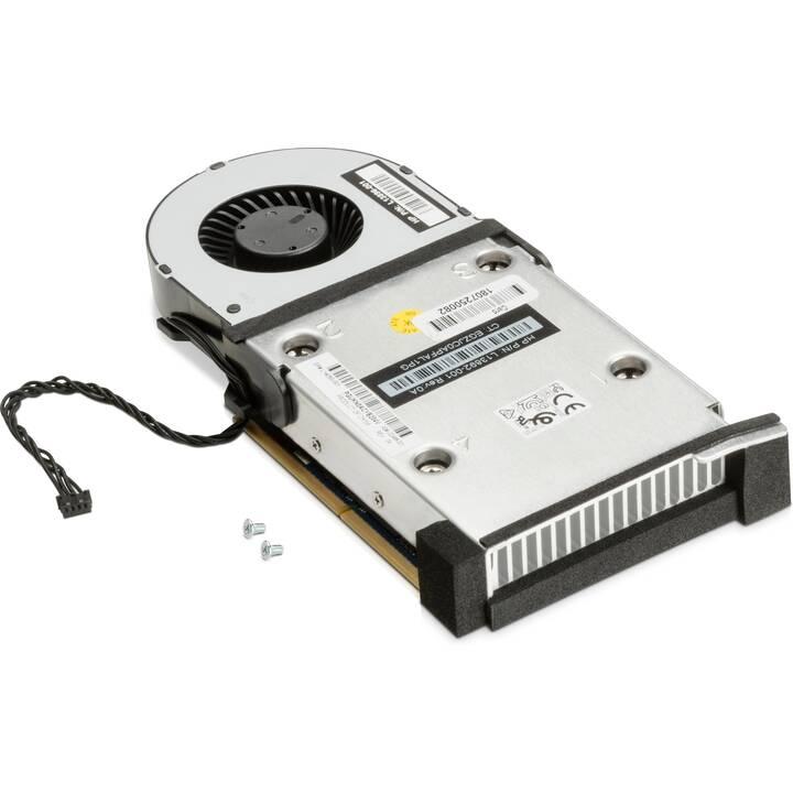 HP Nvidia Quadro Quadro P600 (4 GB, Workstation)
