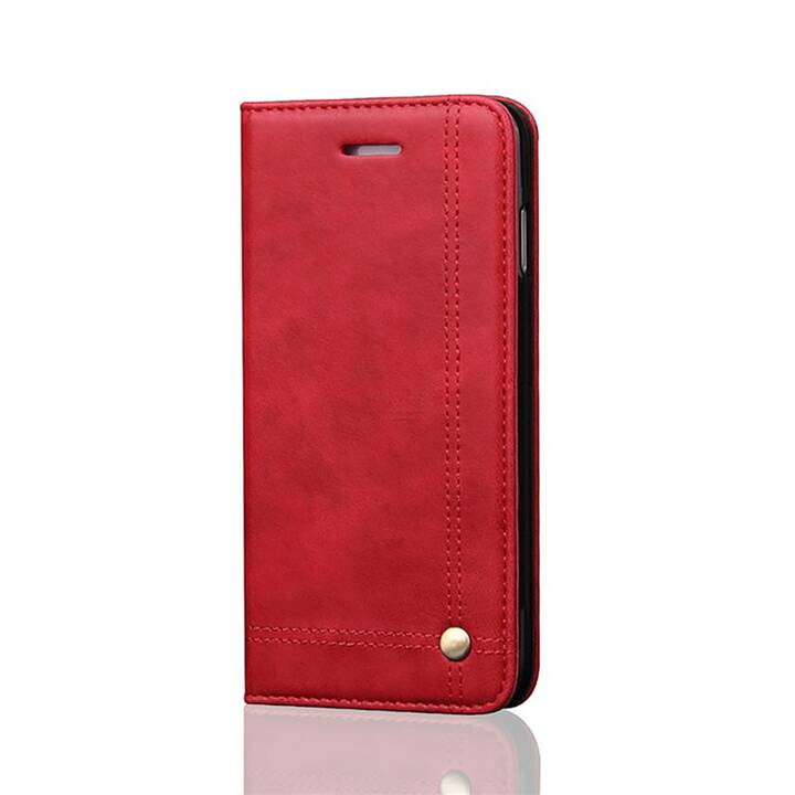 EG Mornrise Wallet Case fuer Samsung Galaxy S10E - Rot