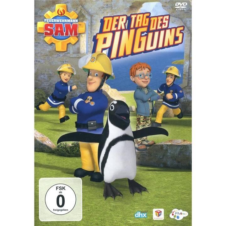Feuerwehrmann Sam - Der Tag des Pinguins (DE, EN)