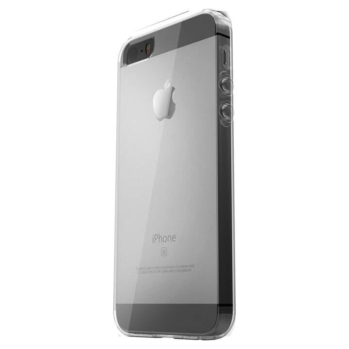 OTTERBOX Backcover Clearly (iPhone SE, iPhone 5, iPhone 5S, Transparent)