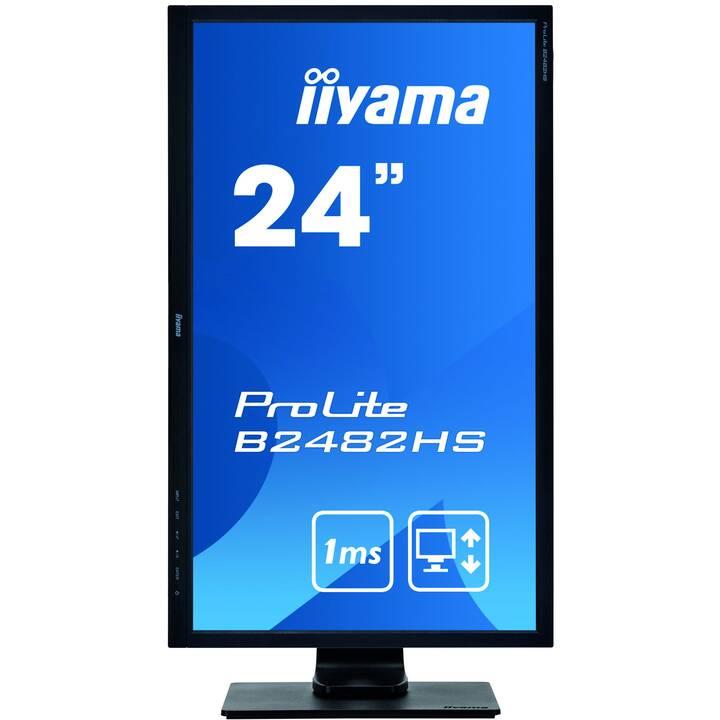 "IIYAMA ProLite B2482HS-B5 (24"", 1920 x 1080)"